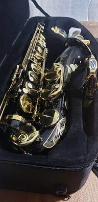 Selmer Super Action 80 Serie II Black GEORGETOWN