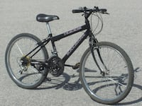 "QUICK SALE $70.00 MID SIZE 24"" RALEIGH TRACKER 15 SPEED MOUNTAIN BIKE! Mississauga"