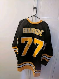 Ray bourque autographed jersey Mission