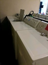 Washer and dryer set excellent condition 4months warranty  Baltimore, 21227