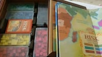 Risk vintige wooden box edition Calgary, T3K 1C9