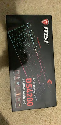 MSI Interceptor DS4200 Keyboard Awendaw, 29429