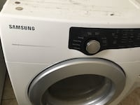 white Samsung top-load clothes washer Raleigh, 27616