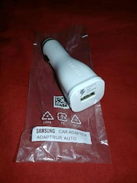 Genuine OEM Samsung quick car charger