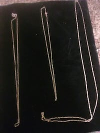 Sterling silver chains Chico, 95926