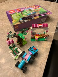LEGO friends 41026 sunshine harvest  Madison, 35758