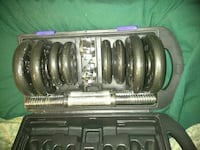 black weight plate lot Hialeah, 33010