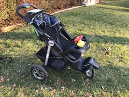 Stroller - casual and jogging
