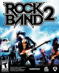 Rockband 2 for PS3 Brant, N3T