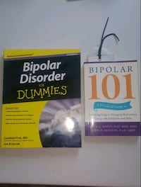 2 Books on Bipolar Disorder  Ottawa, K2A 1E6
