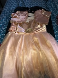 Women formal dresses I can sell individual the gold one is 250, the pink one 100 and other one 100 New Tecumseth, L0L 0L1