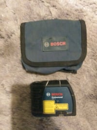 black and gray Bosch battery charger Edmonton, T5L 1G5
