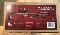 BNIB Crossbow w/ Scope and Arrows- Barnett Whitetail Hunter II Chevy Chase Village, 20815