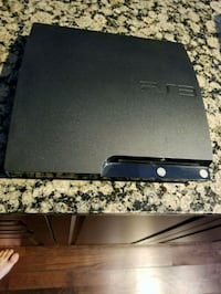 black Sony PS3 slim console Toronto, M5V 4A2