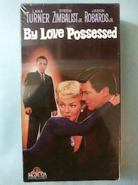By Love Possessed vhs