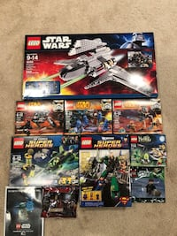 BRAND NEW RETIRED LEGO SETS Cary, 27519