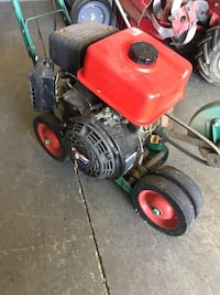 red and black gas lawn edger Corona, 92883