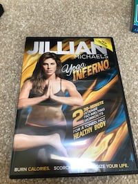 Jillian Michaels dvd Woodbridge, 22193