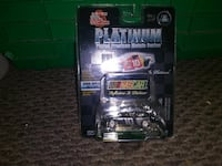 Platinum Nascar stock car die-cast with pack Springfield, 65806