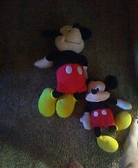 Mickey Mouse and Minnie Mouse plush toys Anderson, 29625
