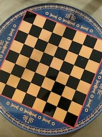 Chess and checkers board Alexandria, 22315