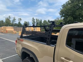 Toyota Tacoma Bed Rack
