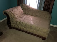 Gold Chaise Lounge Charlotte, 28269