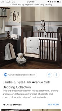Baby bedding and decor Edmonton, T5Z 2S1