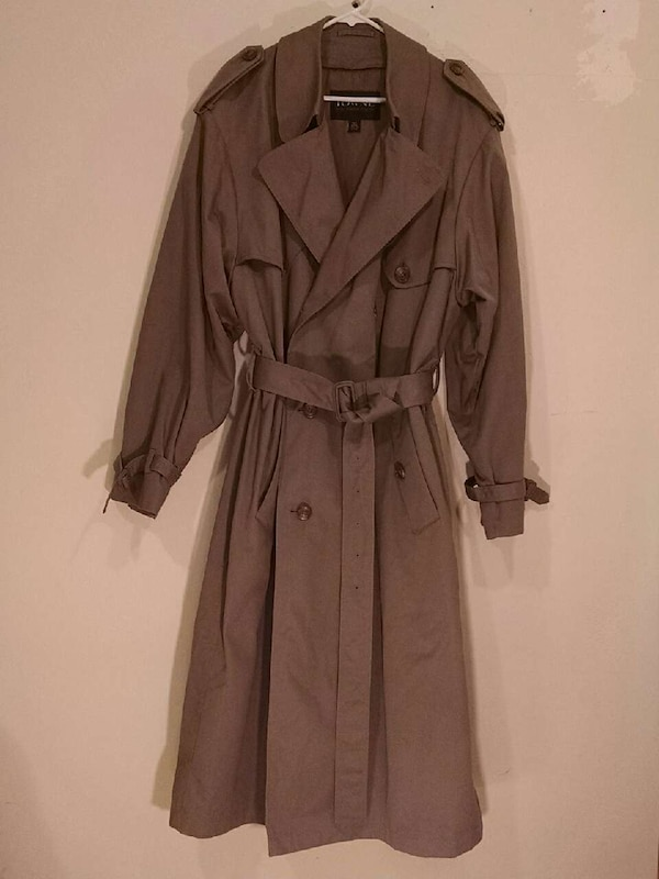 177fe01e3 Vintage Mens Towne Trench coat by London Fog