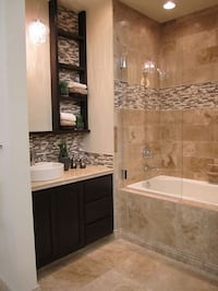 Painting bathrooms remodeling  Sterling
