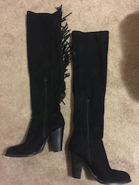 Over the knee suede boots size 9 Memphis, 38103