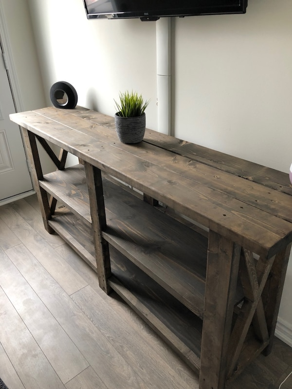 Suits and Sawdust custom furniture