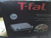 New -T-Fal Supergrill - in box new never used 3801 km