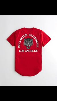 Hollister Panther Logo Graphic Shirts $15 Each Tucson, 85746