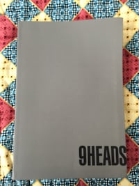 9 Heads 4 : A Guide To Drawing Fashion ( 4 Th Edition ) Fatih, 34134