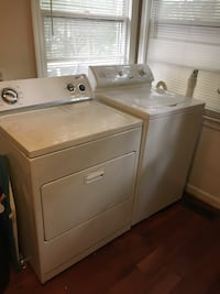white washer and dryer set Columbia, 29205