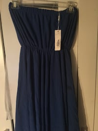 Katie One Size Fits all Strapless Dress. Brand New Tags on.