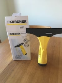 black and yellow K'archer hand tool with box Edmonton