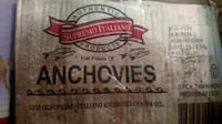 Anchovies null