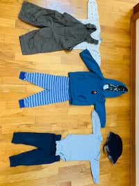 7 Piece of Kids Clothes Size 12 to 18 months, in excellent condition Beaverton, 97007