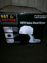 Portable salon hair dryer  Norfolk, 23509