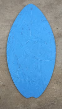 Blue Boogie Board, never used.  Price is firm. Los Angeles, 91311