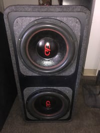4 12 inch subs