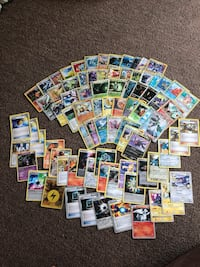 Pokémon Cards (52 Hologram Rare, 31 other Rare Cards) Warwick, 02818
