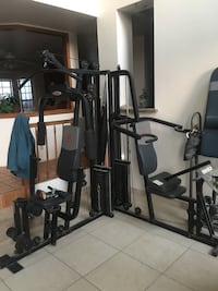 black and gray exercise equipment Phelan, 92371