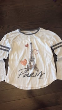 Girls long sleeve shirt 536 km