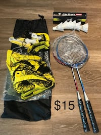 Badminton System Chicago, 60654