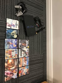 PS2 and 10 games Vaughan, L4J 2V8