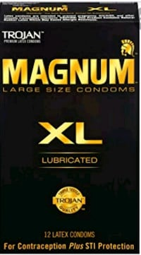 Magnum XL condoms North Vancouver