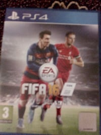 Helt ny fifa 16 for ps4/ new fifa 16 for ps4